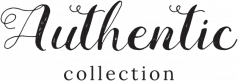 Authentic collection logo